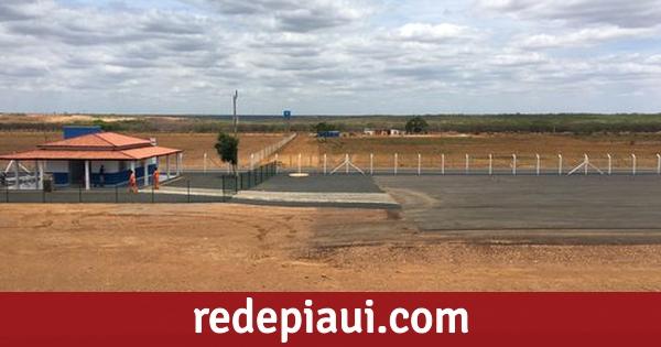Governo inaugura aeroporto em São João do Piauí nesta sexta 280286d103d75