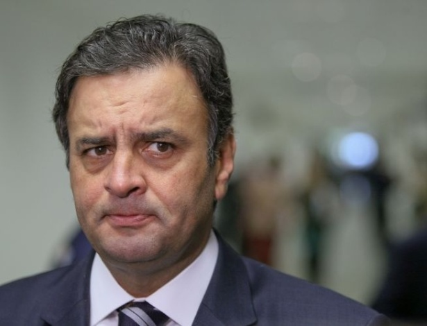 Marco Aurélio amplia quebra de sigilo fiscal de Aécio Neves