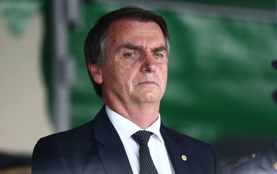 O cadidato à Presidência do PSL, Jair Bolsonaro