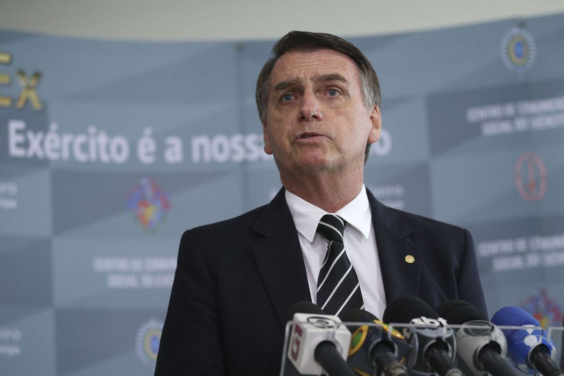 Bolsonaro será diplomado