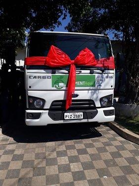 caminhão novo para agricultura familiar em Esperantina
