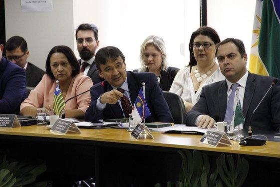 Wellington Dias Fórum dos Governadores
