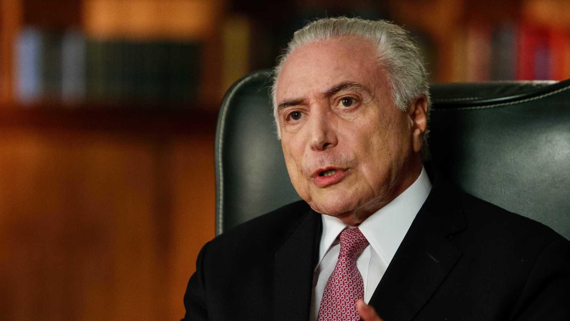 Temer libera R$ 4,5 bilhões a Estados e municípios