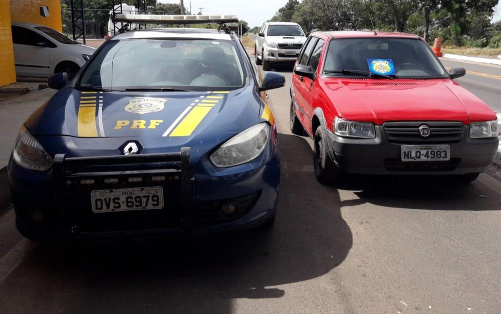 PRF multa 2,7 mil condutores por excesso de velocidade