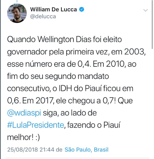 william de lucca