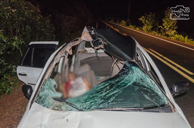acidente no Piauí