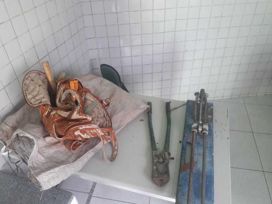 Assaltantes residência Conjunto Prado Junior