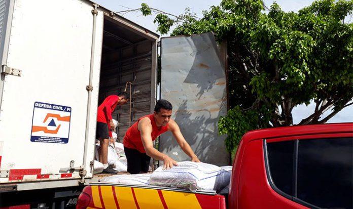 Ajuda humanitária