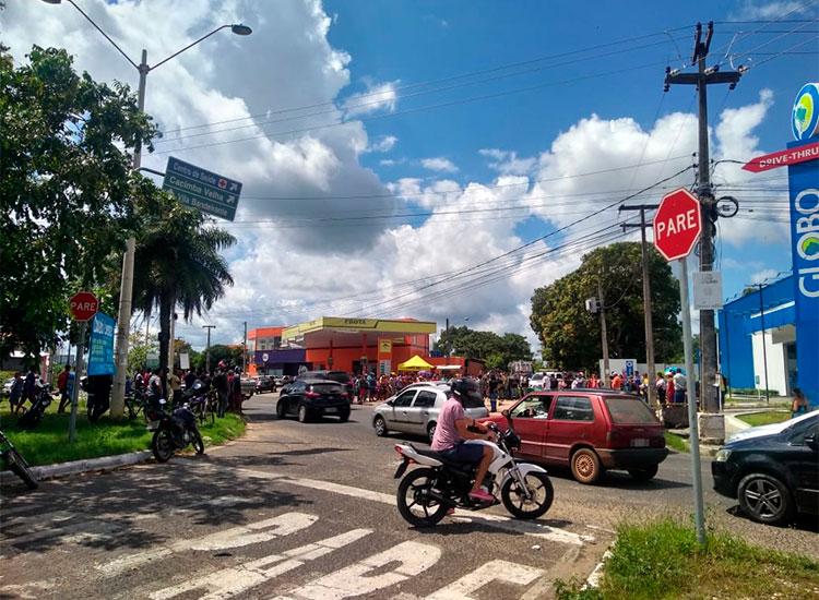acidentes na zona leste de Teresina deixam duas mulheres mortas