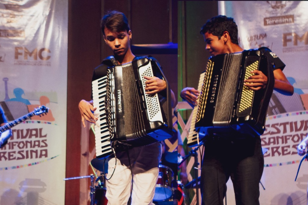 festival de sanfona em Teresina