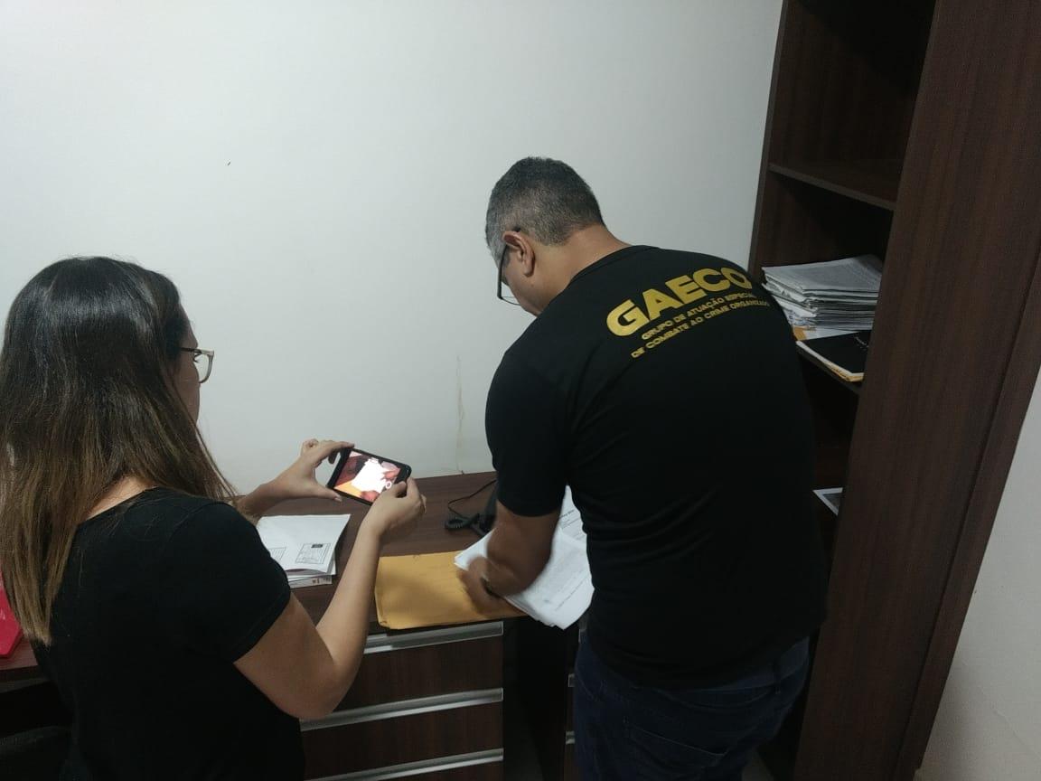 Gaeco deflagra operação para desarticular grupo que aplicava golpes em idosos no Piauí