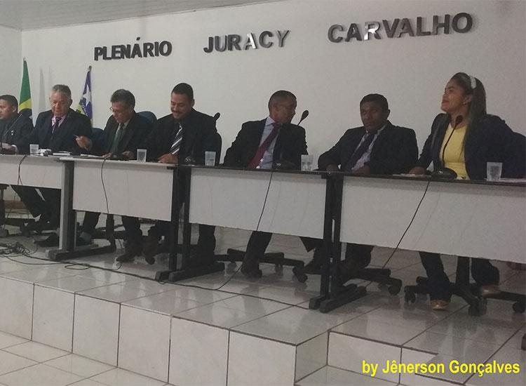 Plenário Juracy Carvalho