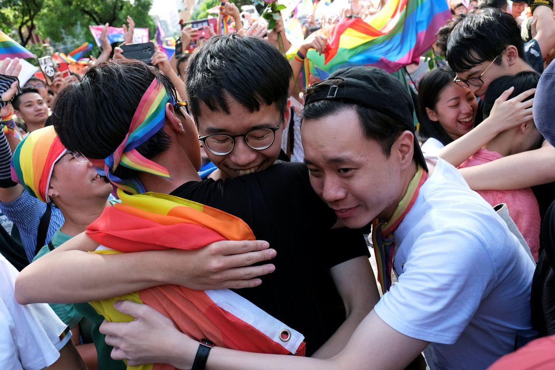 Taiwan casamento gay