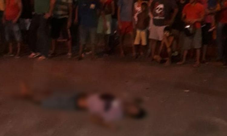 policial aposentado reage a assalto e mata suspeito